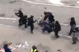 【香港大規模デモ】警官の取り締まりが激化、ネットに投稿されたその実態とは