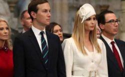 なんか変?英訪問中のイバンカさん、頭にのせただけの帽子に注目が集まる