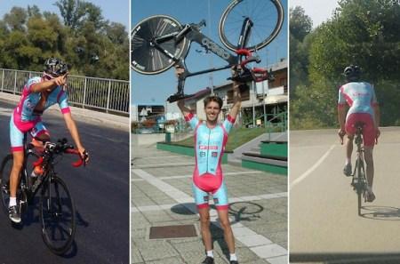 自転車で24時間以内に7カ国を走ってギネス新記録、その方法とは?