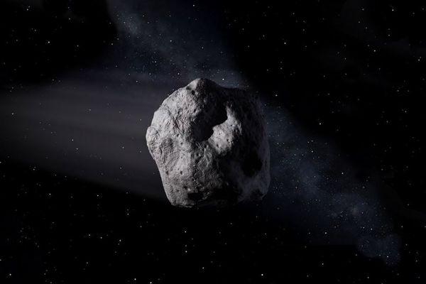 直径650mの巨大な小惑星が9月に地球へ最接近、過去には防衛手段について警鐘も