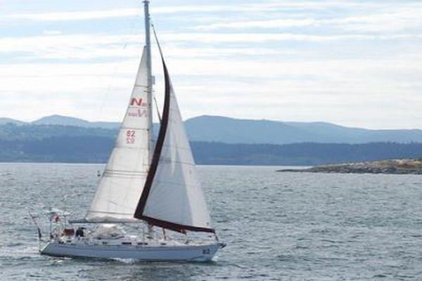77歳のイギリス人女性がヨット単独世界一周に成功、先週カナダに到着