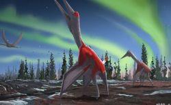 広げた翼の長さは10m、カナダで発見された翼竜が新種だと判明