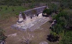 メキシコで1000年前のものと思われる、マヤ文明の宮殿を発見