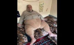 まるでジャバ・ザ・ハット!イラクで拘束された巨漢はISISの元メンバーだった
