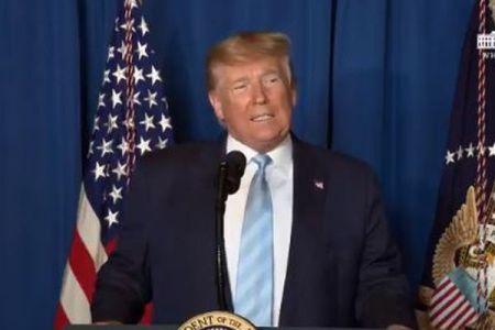 「イランの52地点をターゲットにしている」トランプ大統領がツイッターに投稿