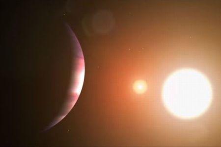 アメリカの17歳の高校生が、1300光年離れた新たな惑星を発見