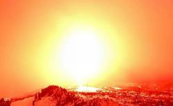 重さは1000kg以上、世界一巨大な花火が打ち上げられ、ギネス記録に認定