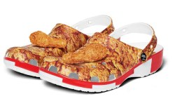KFCがフライドチキン・クロックスを発売、NYファッションウイークにも登場