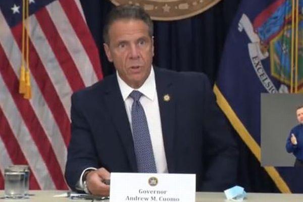 「自分が間違っていたと認めなさい」NY州の知事がコロナ対策でトランプ氏を痛烈批判