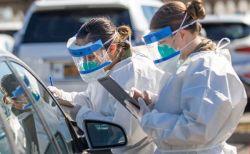 英が輸入している医療防護具、北朝鮮の労働者を使った中国の工場から輸入か?