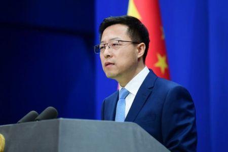 中国の報道官が戦争犯罪をイメージさせる画像を投稿、豪首相は謝罪を要求