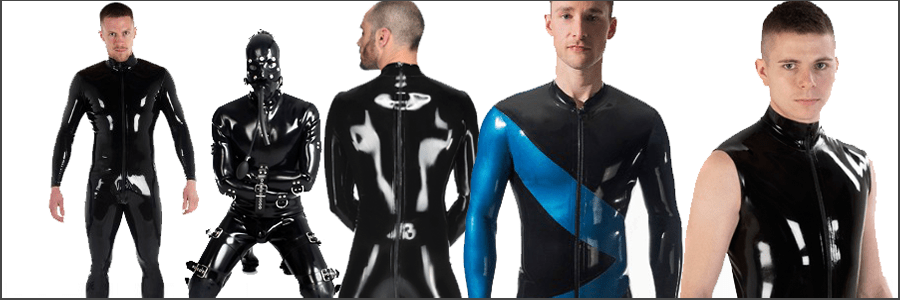 switchLDN's guide to buying your first latex suit