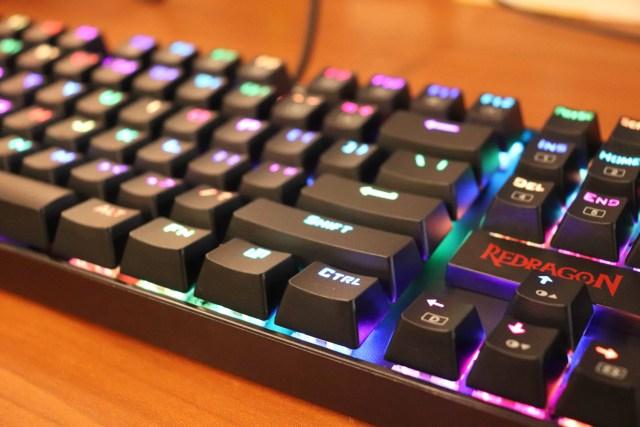 Redragon Kumara K552 mechanical keyboard