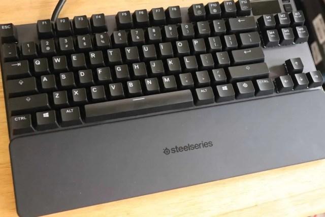 SteelSeries Apex 7 Tenkeyless mechanical Keyboard
