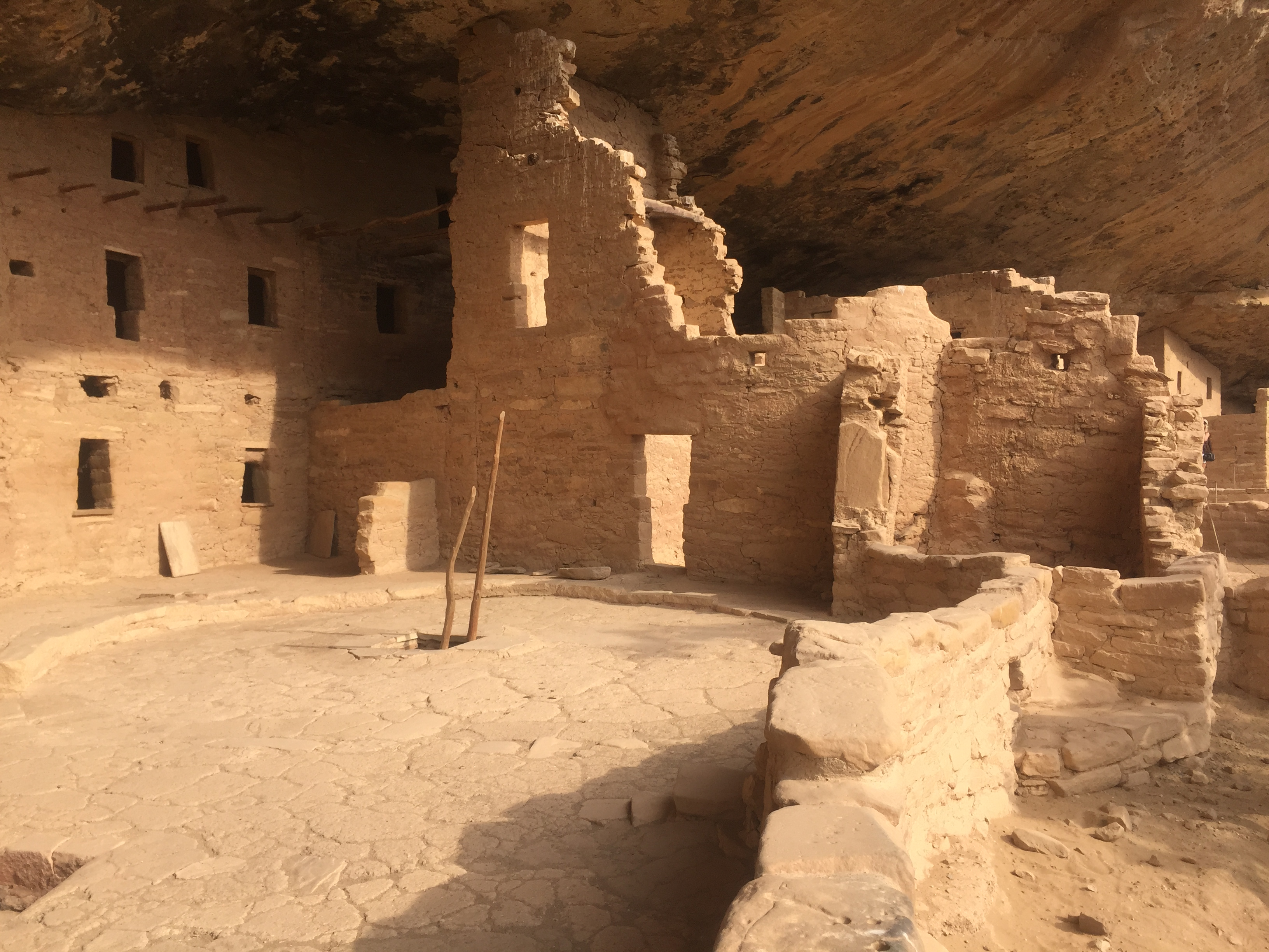 MESA VERDE IN THREE ACTS: A Guide to the Distinct Areas of Mesa Verde National Park