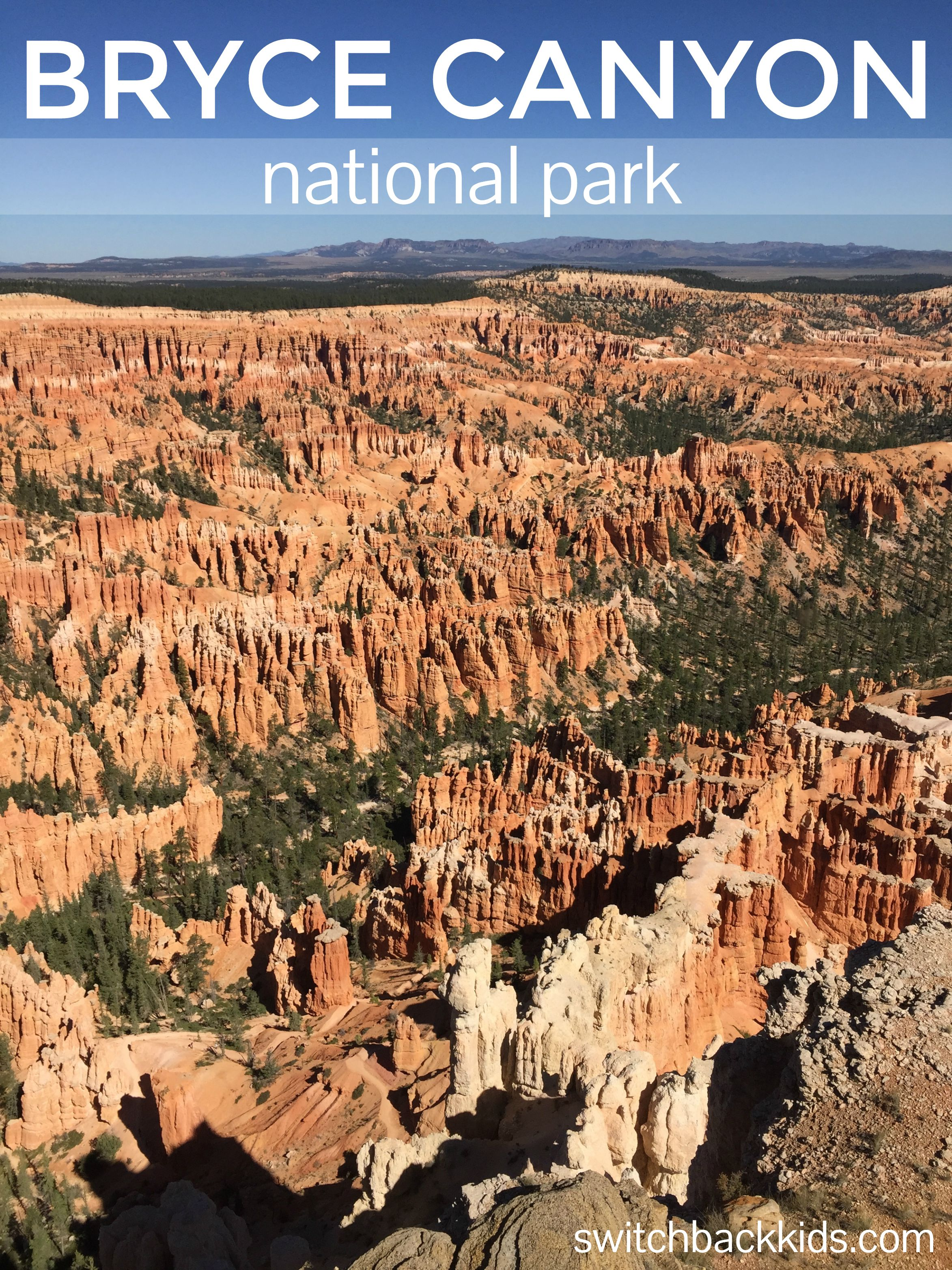 BRYCE CANYON WATER WORLD: Hoodoos, tropical storms, E. coli and flash floods