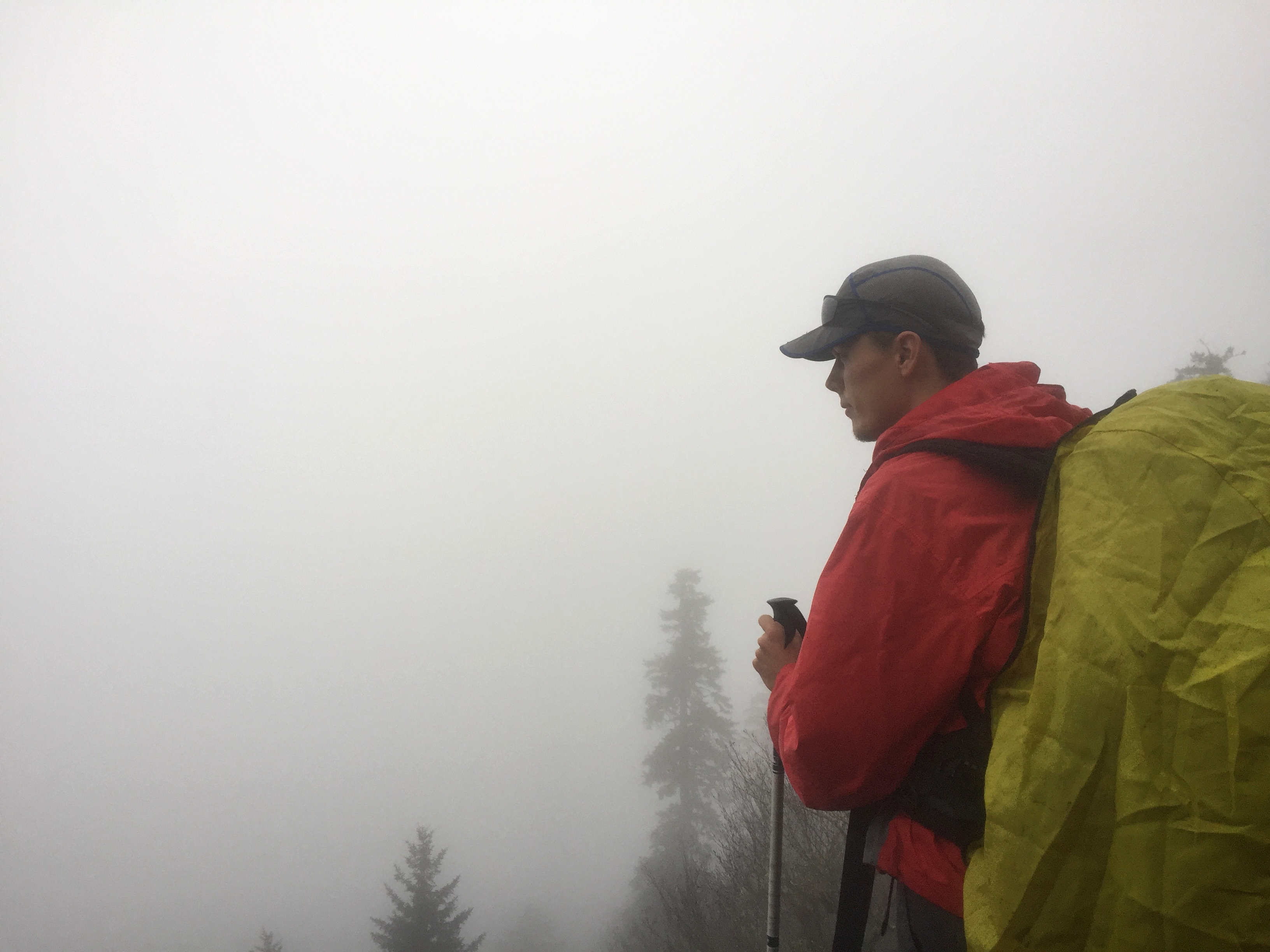 VIDEO: Great Smoky (and cloudy, and rainy) Mountains