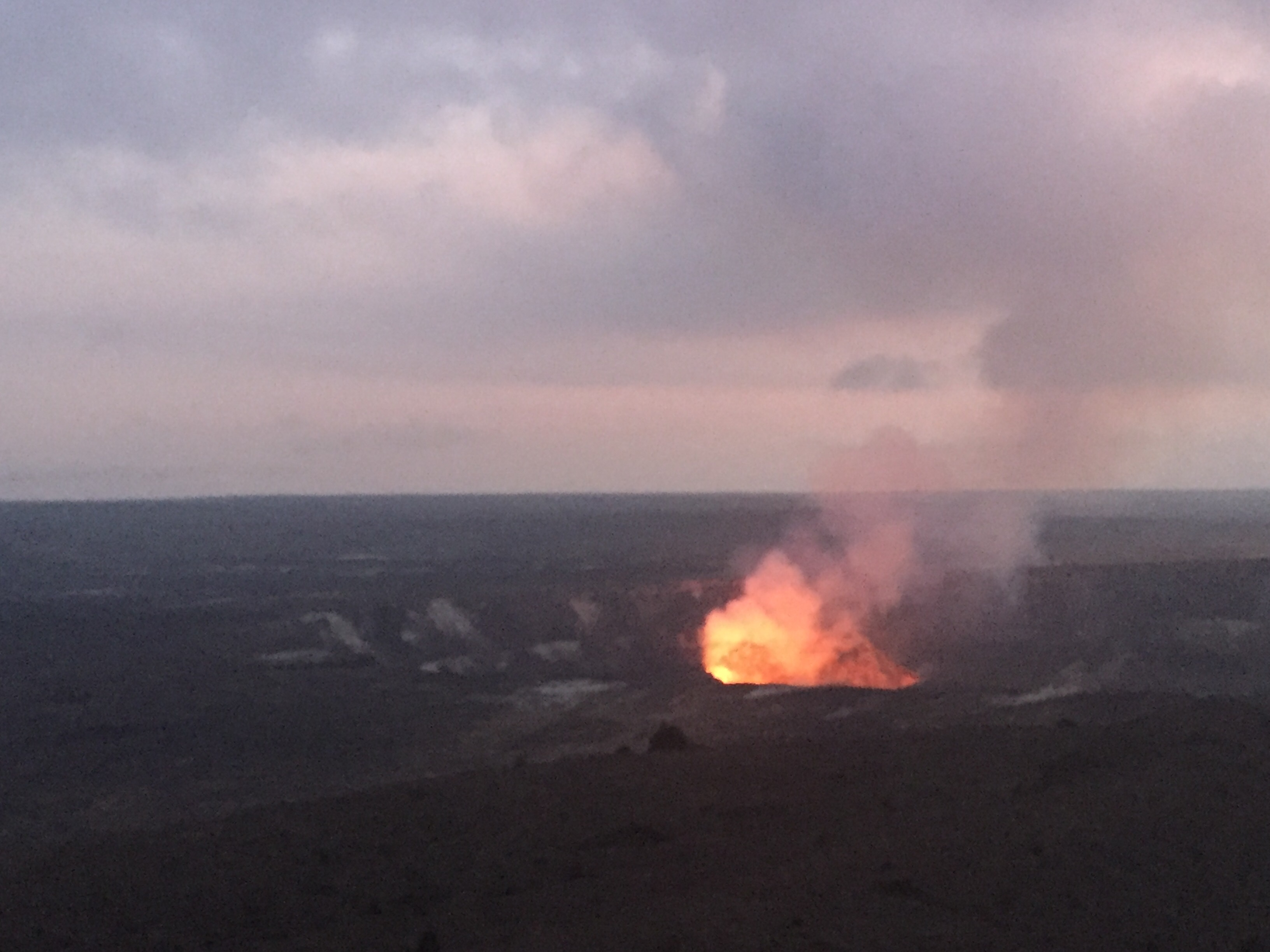 HAWAI'I VOLCANOES NATIONAL PARK: Melting Pot of Legend and Science