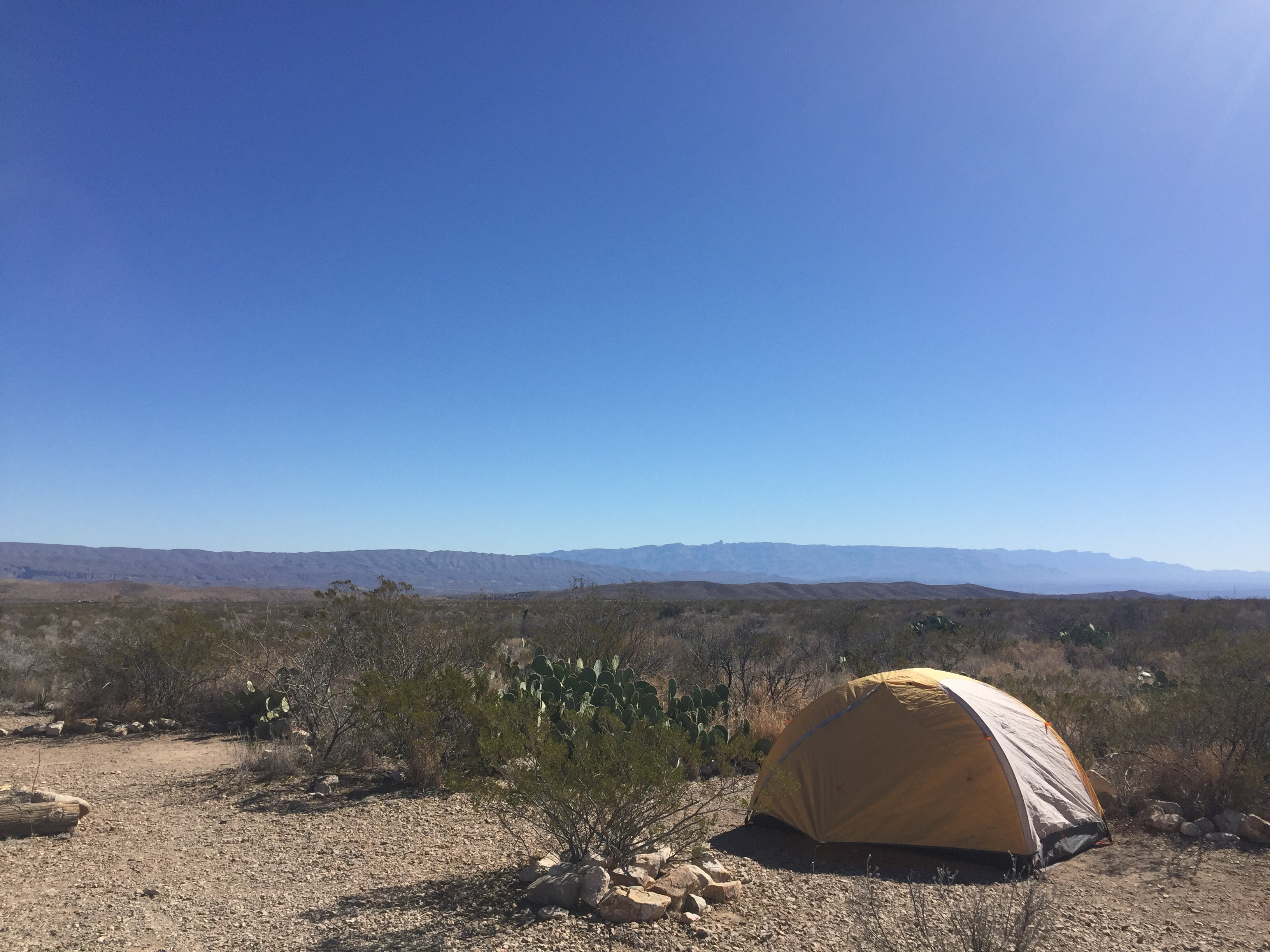 NATIONAL PARKS CAMPING 101 (Guadalupe Mountains & Beyond)