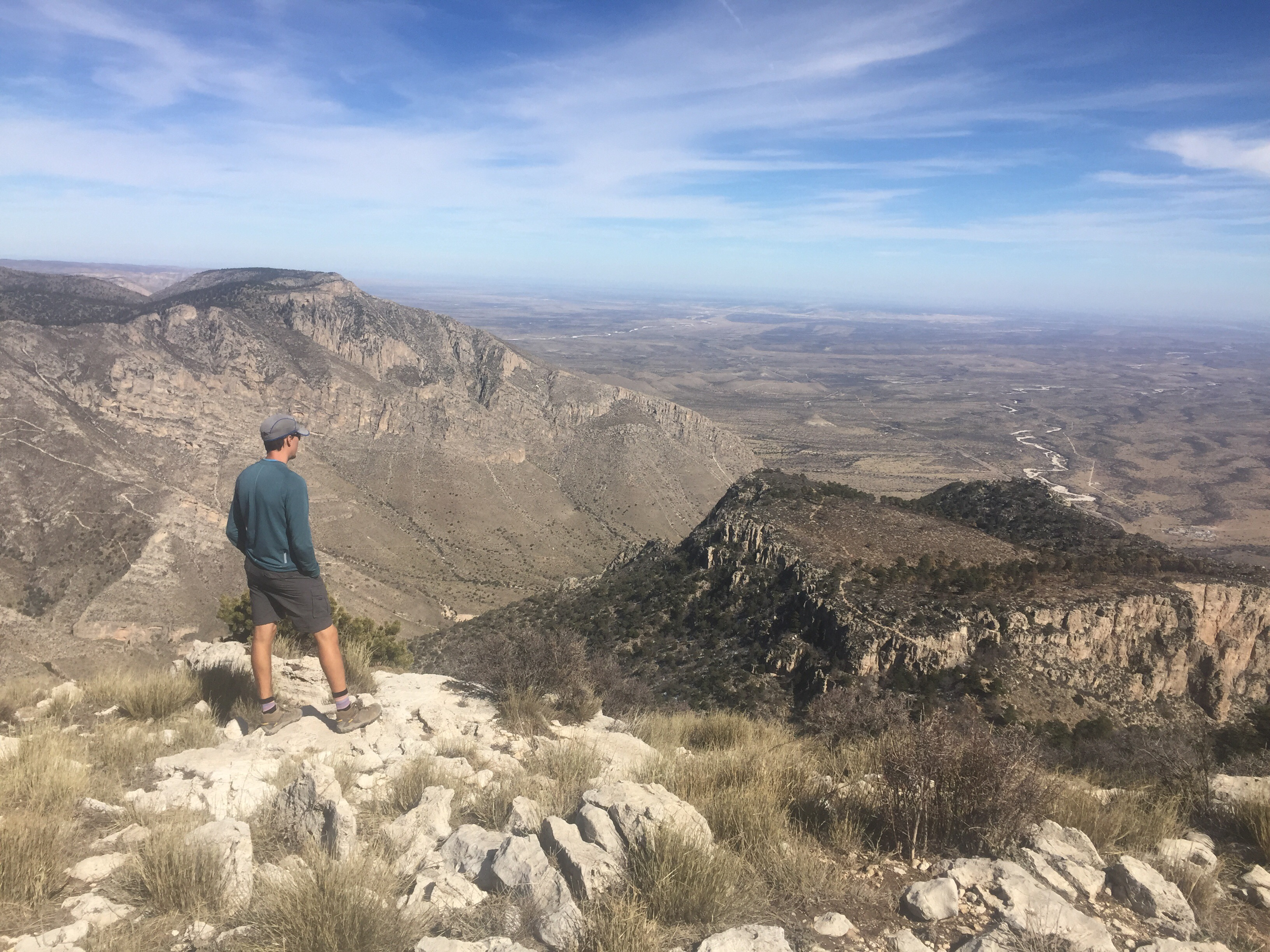 VIDEO: Guadalupe Mountains National Park