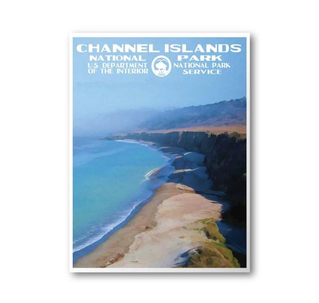 Channel Islands Video
