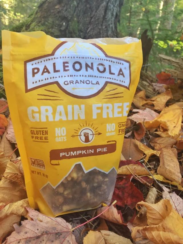 Paleonola Pumpkin Pie