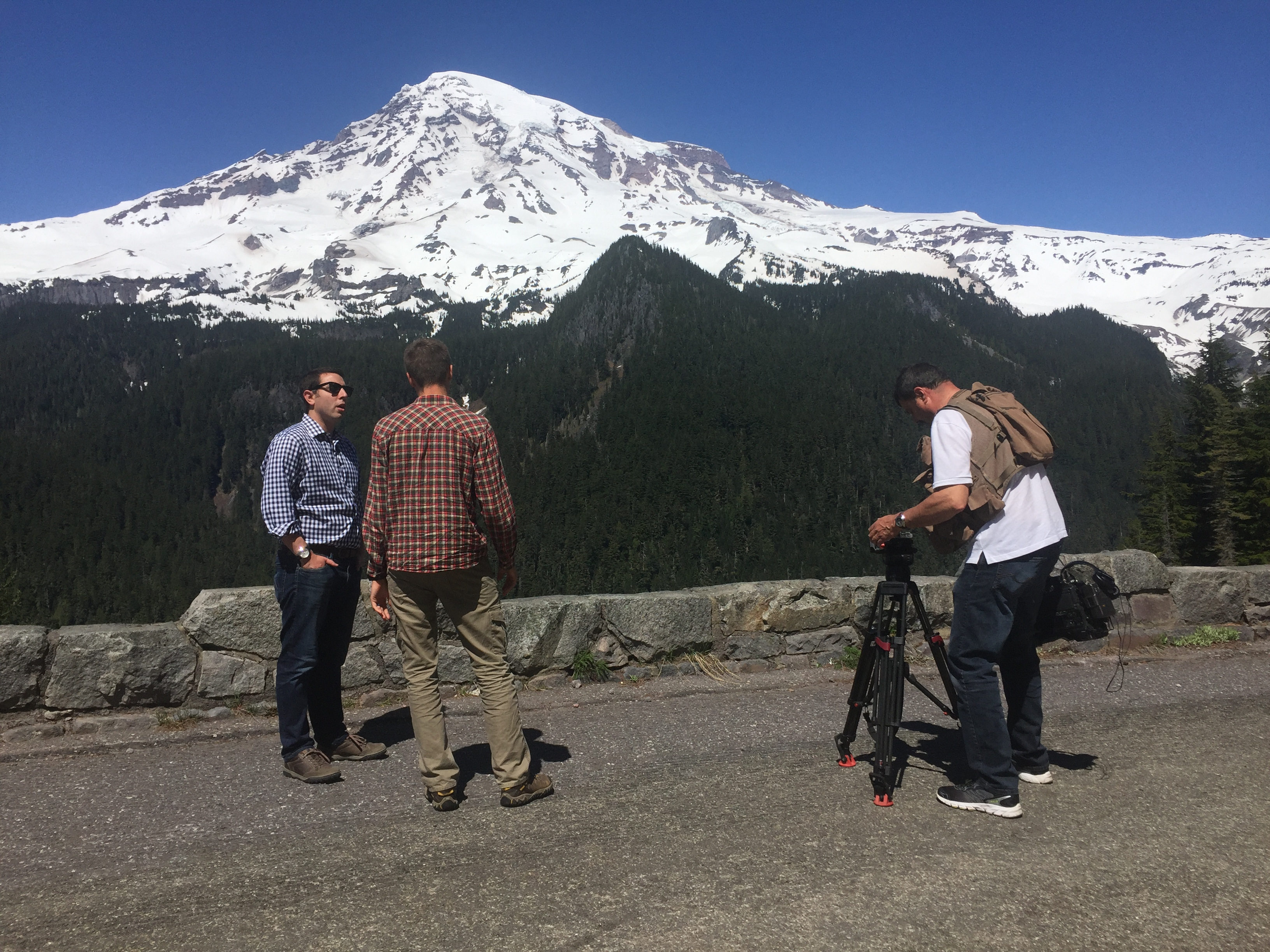 Mount Rainier Video