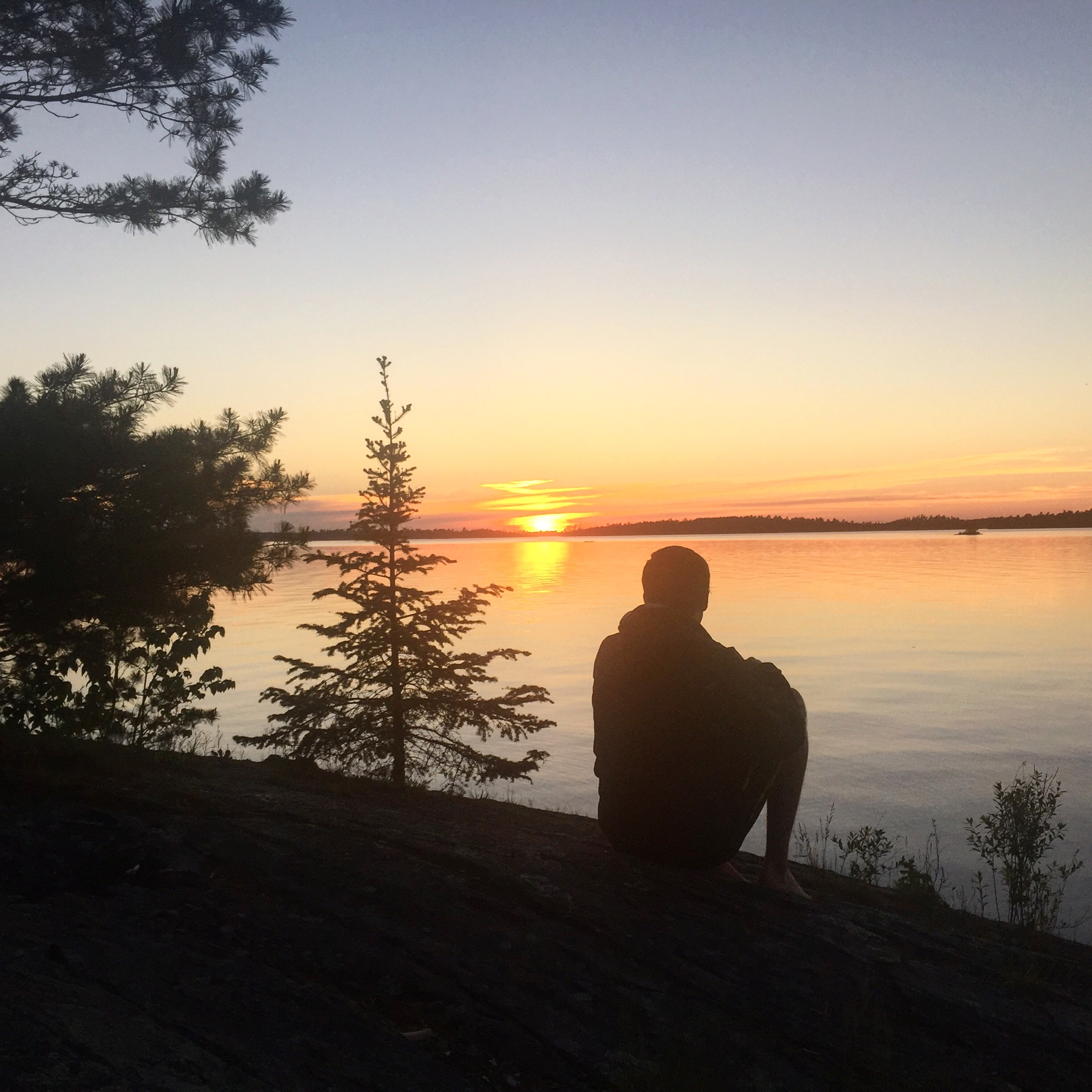 VOYAGEURS NATIONAL PARK: Appreciating each little stroke (video)