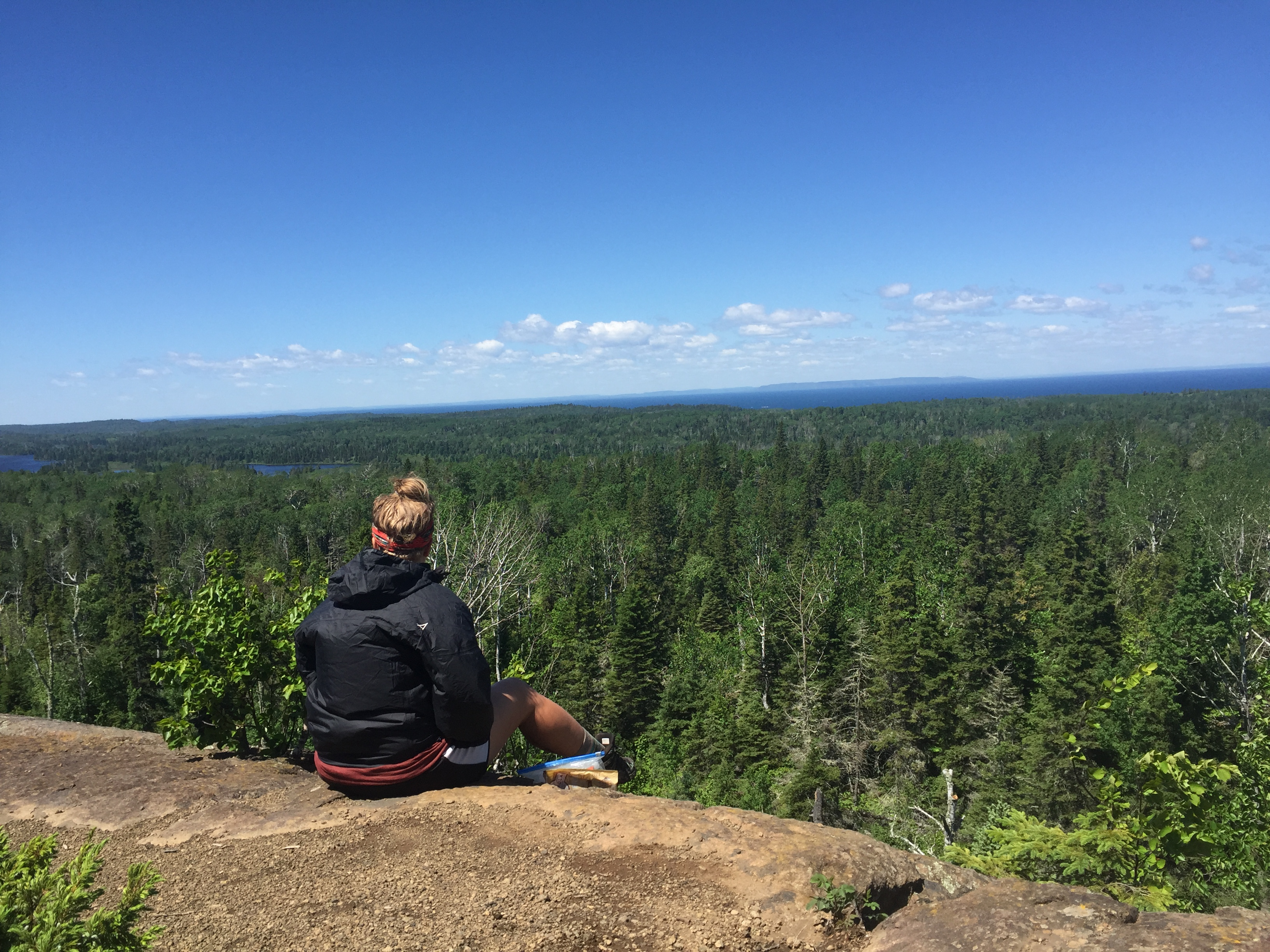 Three Days and 42 Miles Backpacking Across Isle Royale National Park