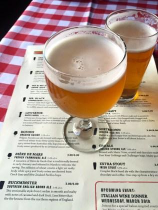 Zero Gravity Craft Brewery @ American Flatbread