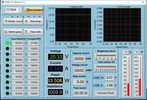 Power Meter Readings - MacBook Pro