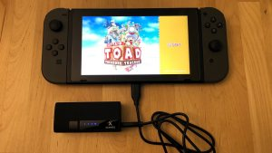 Xcentz xWingMan Dual 5000 with Nintendo Switch