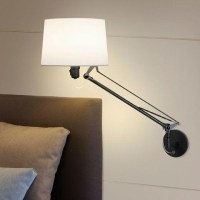 Inspiration: Bedside Reading Sconces