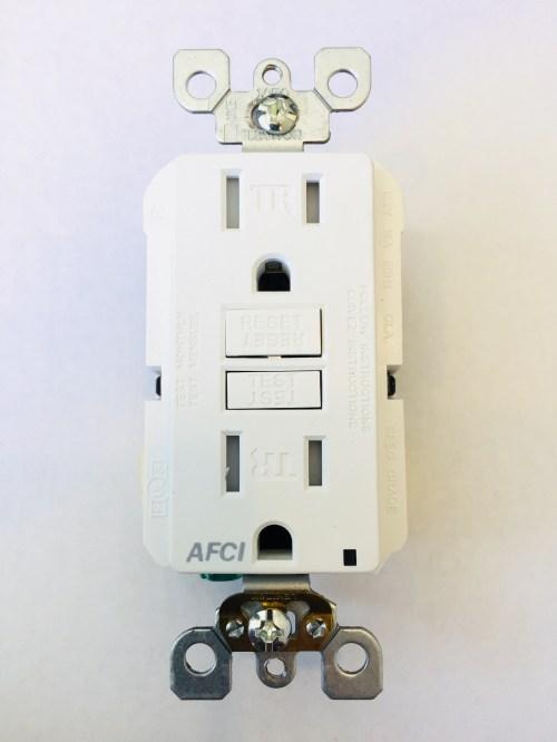 small resolution of afci wiring symbol
