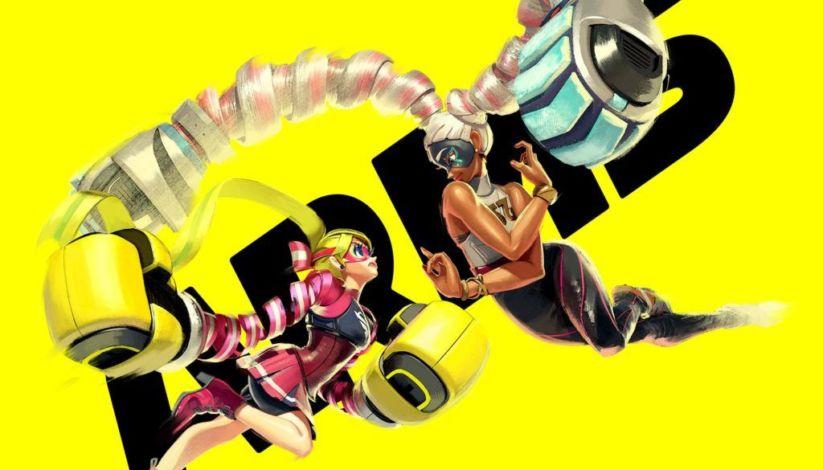 Arms Nintendo Reprend Le Teasing Concernant Le Prochain