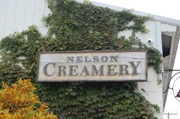 Nelson Creamery, Nelson, Wisconsin