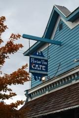 Harbor View Cafe, Lake Pepin, Wisconsin
