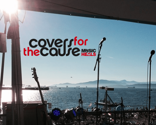 Cover For the Cause by Music Heals | Switching Styles