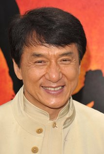 I had to look into his musical career.  Jackie Chan's musical career isn't only cover songs.