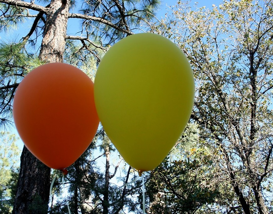 Going Very High and Very Low with Helium and Sulfur Hexafluoride