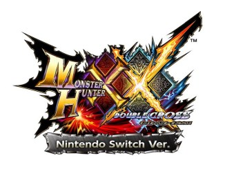 monster hunter xx nintendo switch version logo