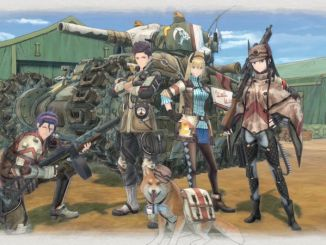 cast of valkyria chronicles 4
