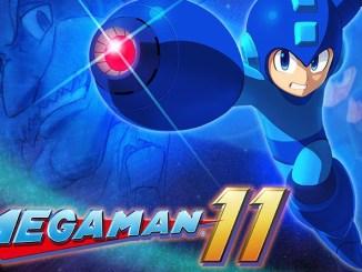 mega man 11 logo
