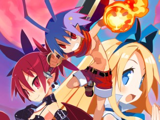 characters from disgaea 1 complete