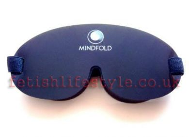 The Mindfold- fetishlifestyle.co.uk blindfold