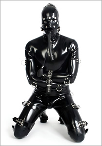 Blackstyle DE 1.5mm Bondage Suit