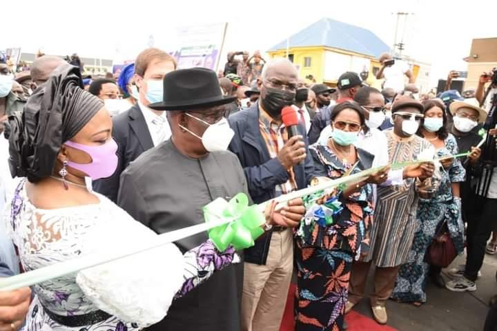 Fashola Praises Wike For Urban Regeneration Of Rivers State Capital
