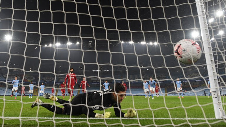 Jesus & Mohamed Both Score as Liverpool Hold City to a Draw