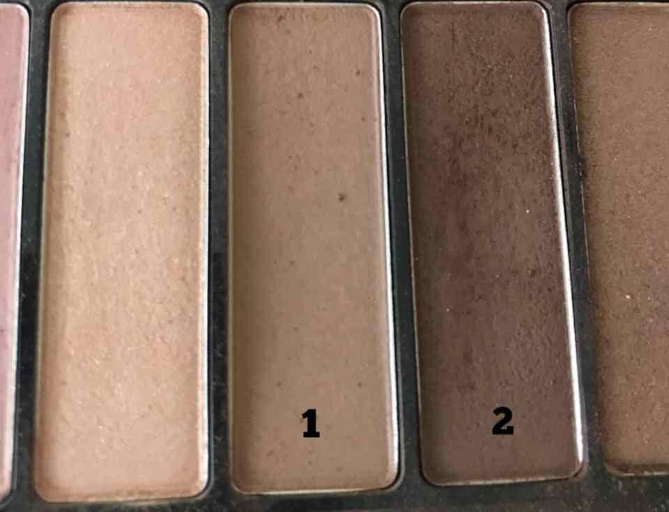 Eye Shadow colors for simple everyday look