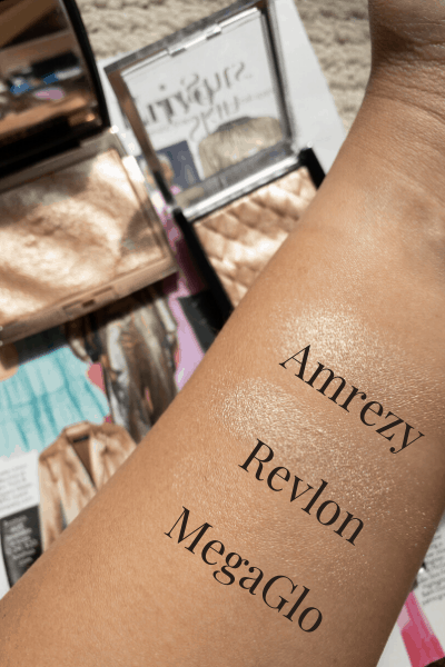amrezy highlighter dupe
